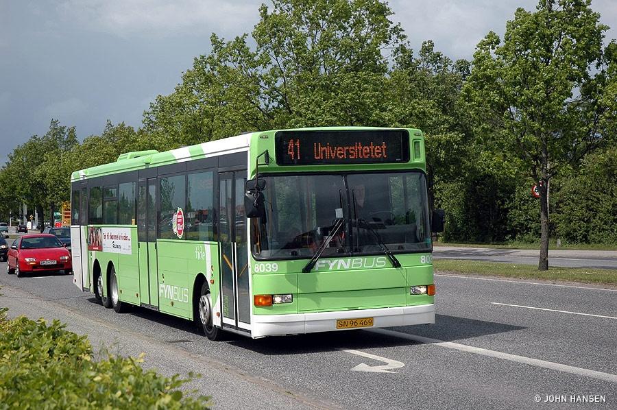 Tide Bus 8039/SN96469 på Ørbækvej i Odense den 24. maj 2011
