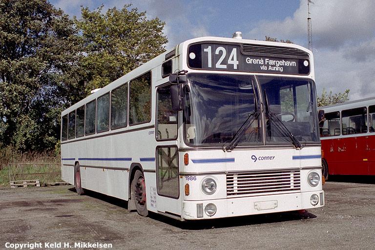 Connex 1986 i Roskilde den 7. oktober 2006
