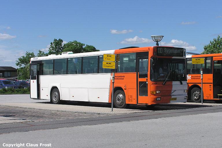 Connex 3064/PJ97593 i Ringsted den 30. juni 2005