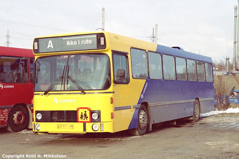 Connex 2146/LS89495 i Skejby den 18. marts 2006