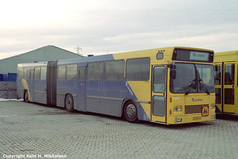 Connex 2468/OC96411 i Skejby den 18. marts 2006