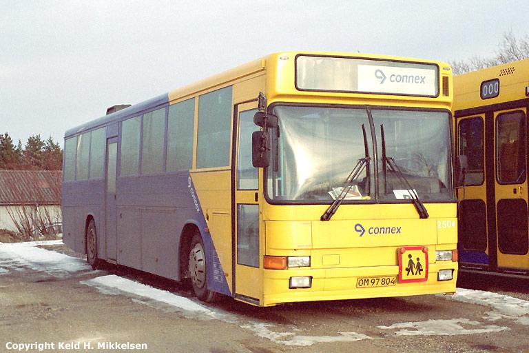 Connex 2504/OM97804 i Skejby den 18. marts 2006