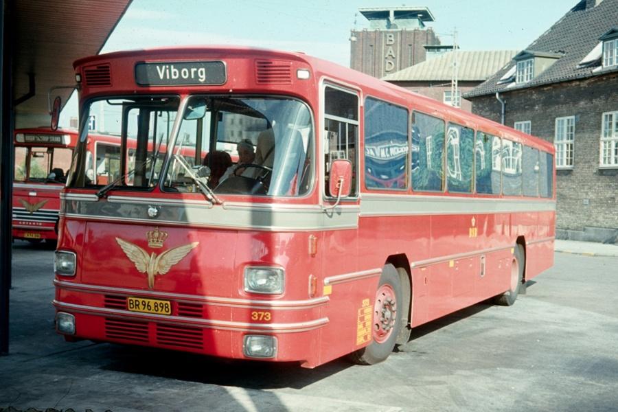 DSB 373/BR96898 på Århus rtb. den 31. juli 1975