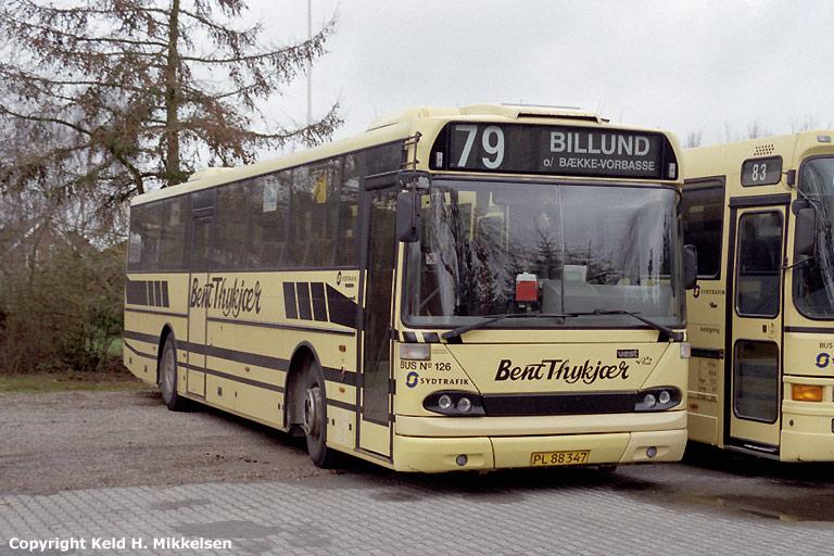Bent Thykjær 126/PL88347 i Brørup den 15. marts 2008