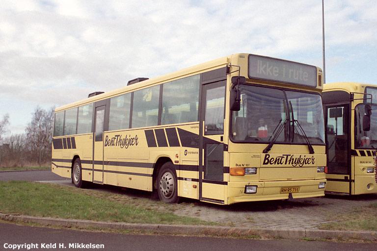 Bent Thykjær 137/RH95711 i Vejle den 15. marts 2008