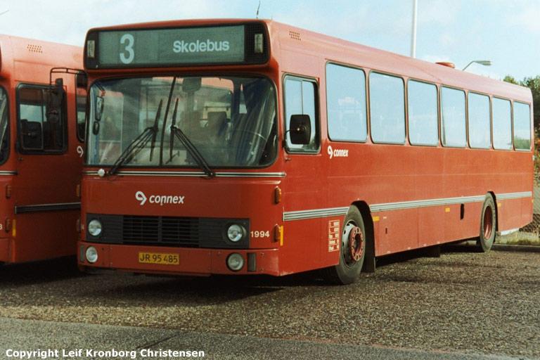 Connex 1994/JR95485 i Langå den 14. oktober 2003