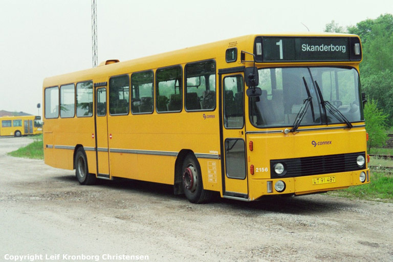 Connex 2156/LT91487 i Skanderborg den 12. maj 2004