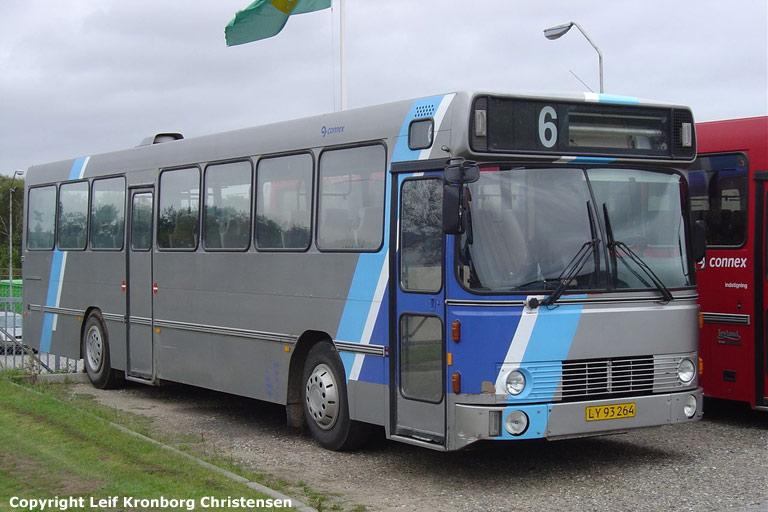Connex 2194/LY93264 i Langå den 28. august 2004