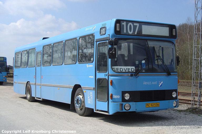Connex 2200/MC92536 i Skanderborg den 22. april 2005
