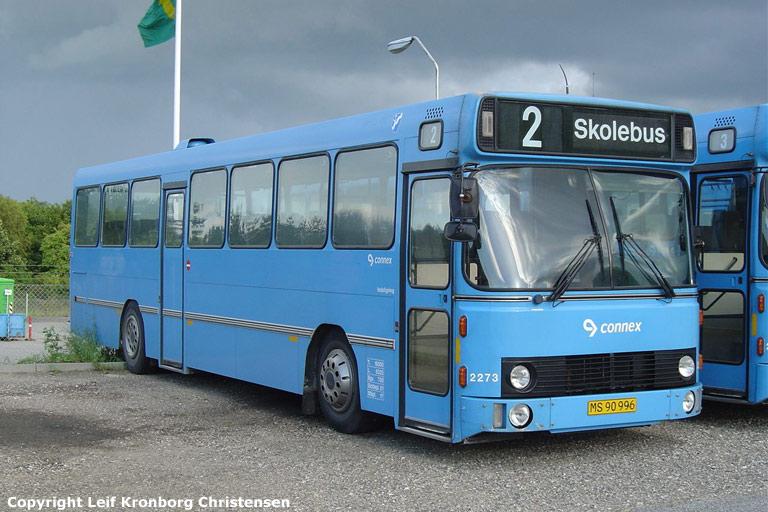 Connex 2273/MS90996 i Langå den 1. juli 2004