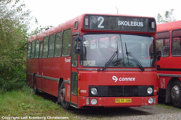 Connex 2283/MS91106 i Laen den 4. oktober 2004