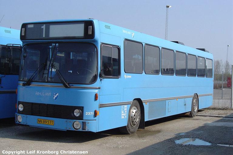 Connex 2371/NN89577 i Randers den 15. april 2005