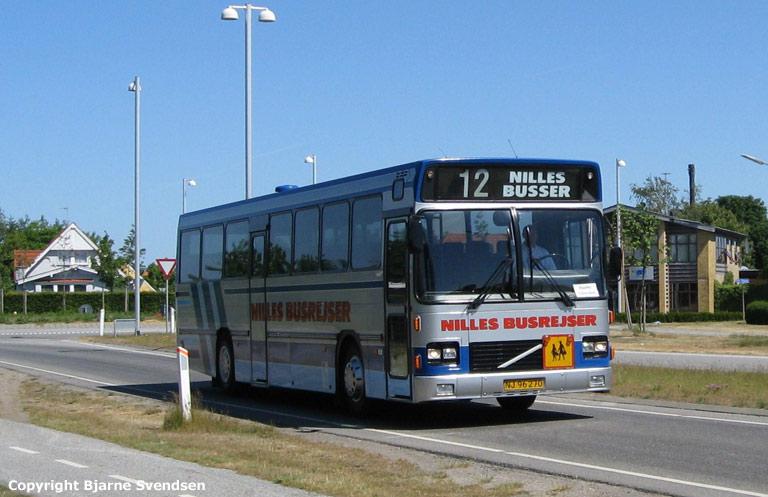 Nilles Busrejser 12/NJ96270 i Sæby den 4. juni 2008