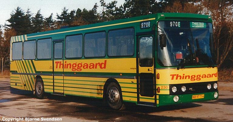 Thinggaard 230/NB97714 i Aalborg i marts 1995