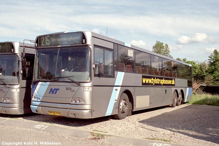 Tylstrup Busser 121/RM88015 i garagen i Dronninglund den 26. maj 2007