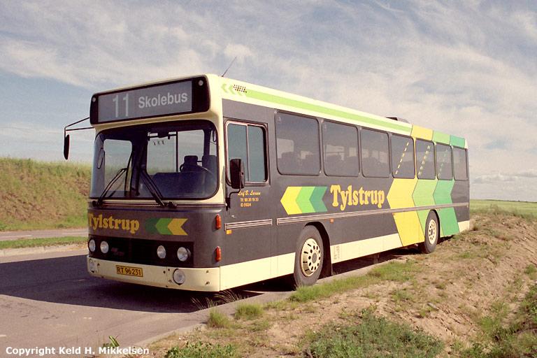 Tylstrup Busser 140/RT96231 i Østervrå den 26. maj 2007