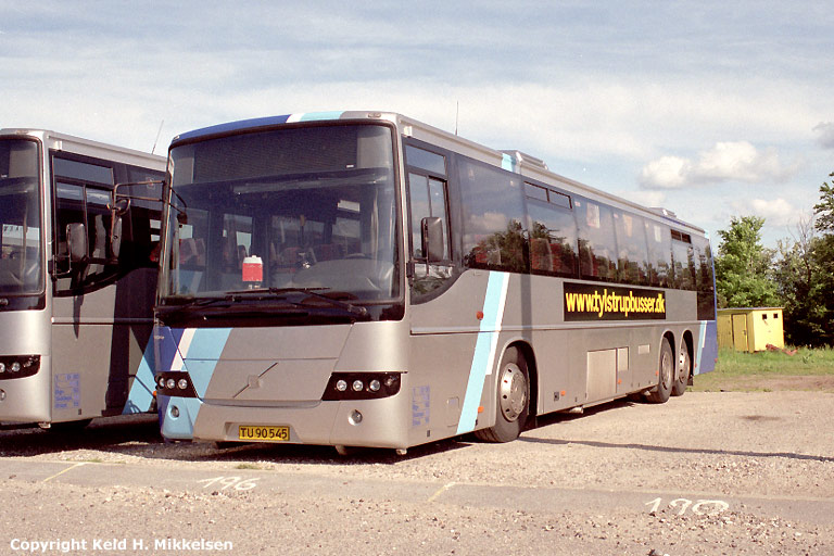 Tylstrup Busser 196/TU90545 i garagen i Dronninglund den 26. maj 2007