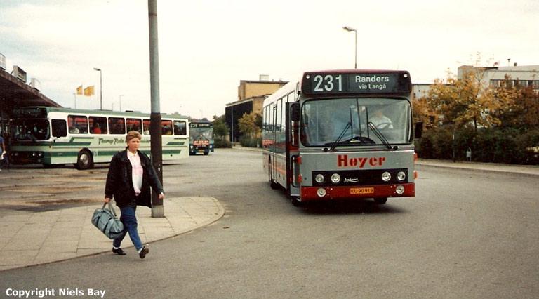 H. H. Høyer 16/KU90919 på Randers rtb. den 19. september 1986