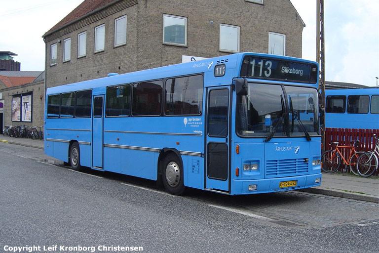 PP Busselskab OB94432 på Århus rtb. den 11. august 2006