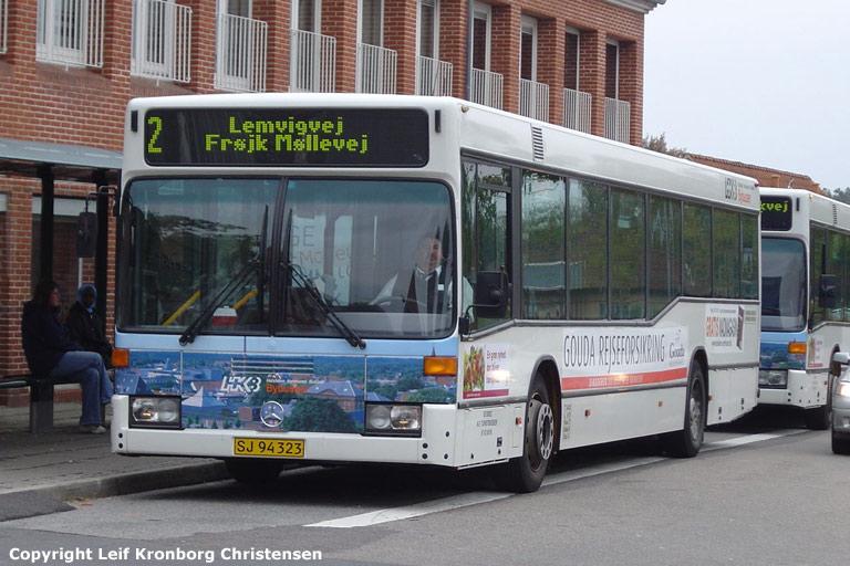 NF Turistbusser 35/SJ94323 i Holstebro den 13. juli 2004