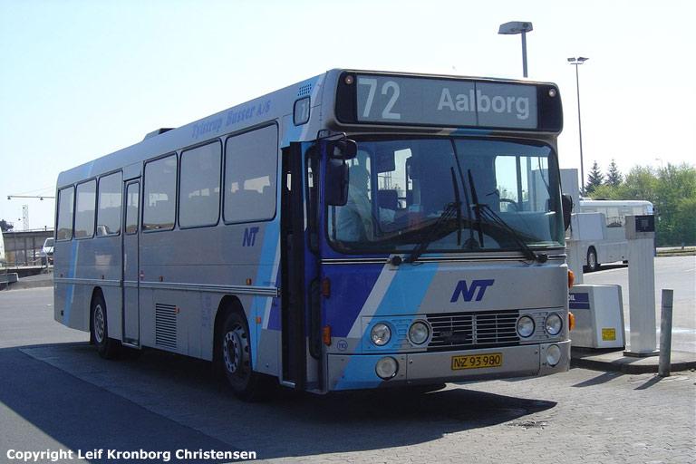 Tylstrup Busser 110/NZ93980 i Aalborg den 10. maj 2006