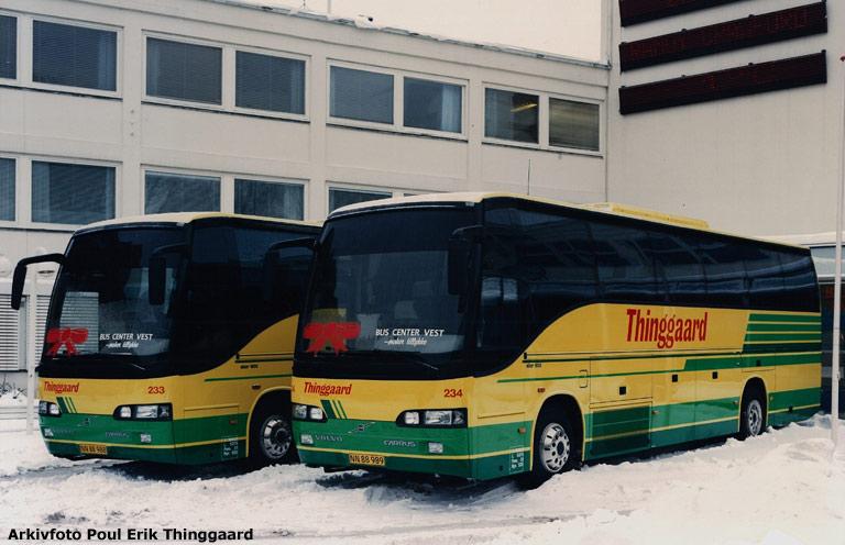 Thinggaard 233/NN88988 og 234/NN88989