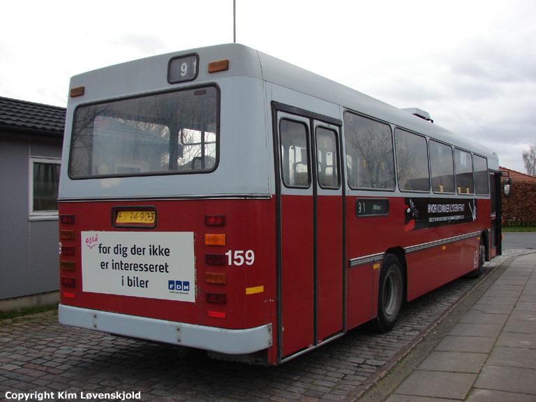Odense Bybusser 159/LX94903 på Herluf Trolles Vej i Odense den 5. marts 2008
