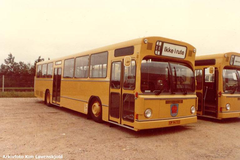 Aalborg Omnibus Selskab 192/EM94723 ved Aabenraa Karrosserifabrik i 1978