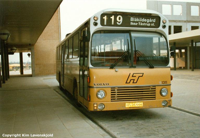 HT 1311/HN96664 i Høje Taastrup i juni 1986