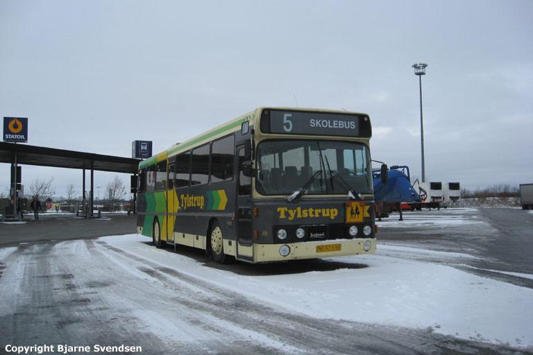 Tylstrup Busser 113/MB92655 ved Transportcentret i Sæby den 17. februar 2009