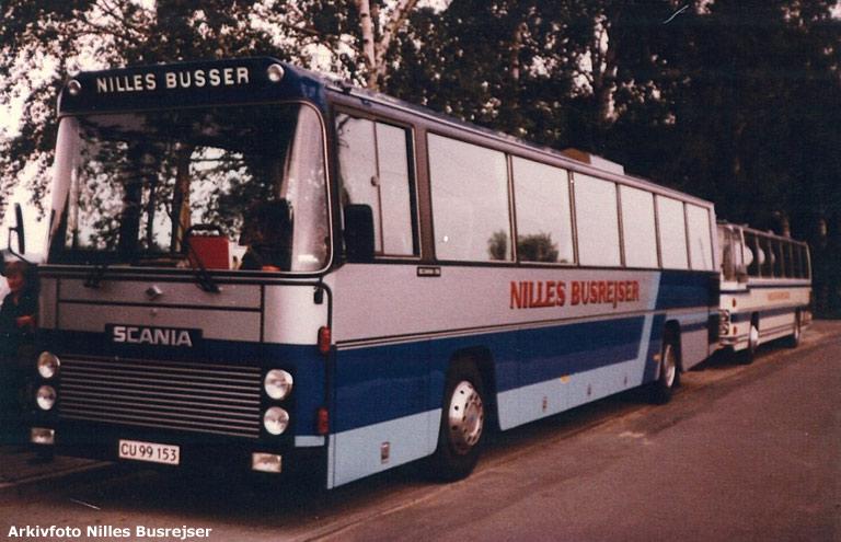 Nilles Busrejser CU99153