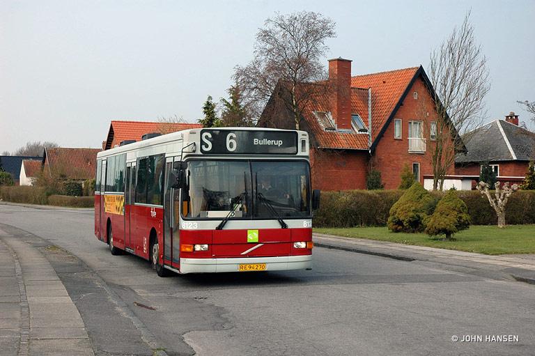 Tide Bus 8123/RE94270 på Langesøvej i Odense den 7. april 2009