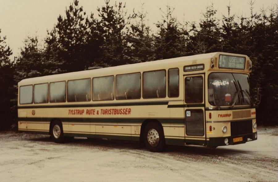 Tylstrup Rutebiler 9/EM97243