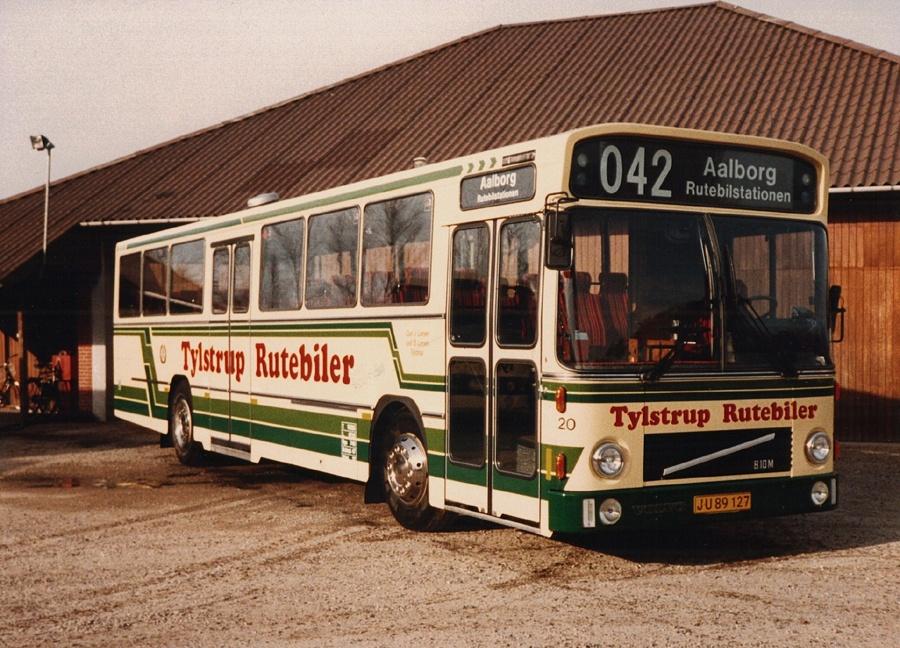 Tylstrup Rutebiler 20/JU89127