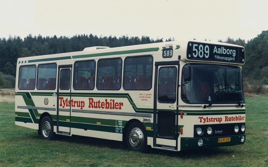 Tylstrup Rutebiler 24/KU91037
