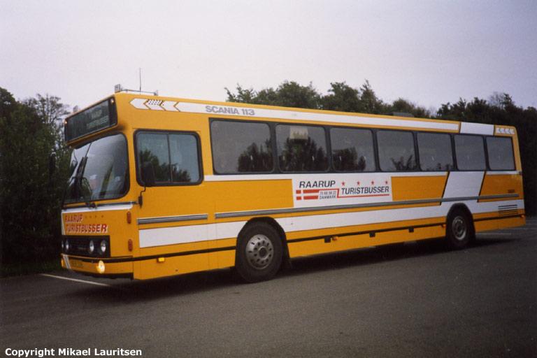 Rårup Turistbusser NS97509