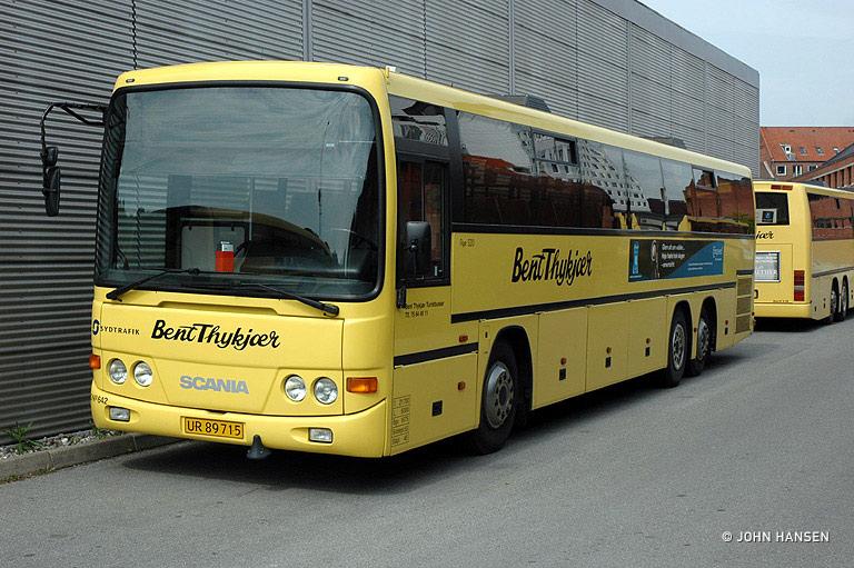 Bent Thykjær 642/UR89715 i Vejle den 17. maj 2009