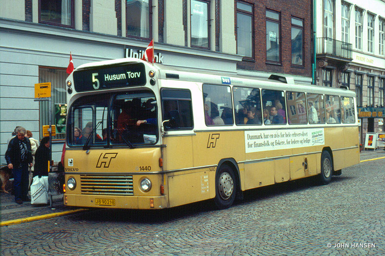 HT 1440/JB90218 ved Nytorv i København den 14. april 1994