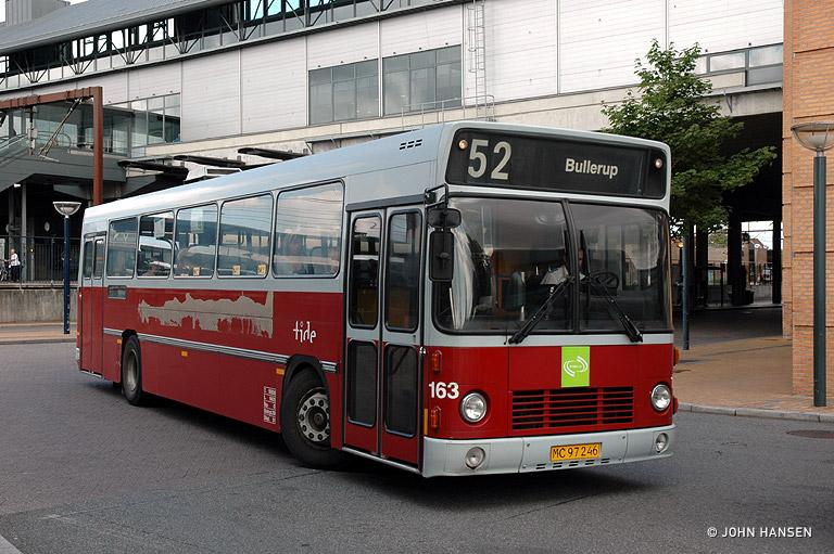 Tide Bus 163/MC97246 ved Odense Banegård Center den 11. august 2009