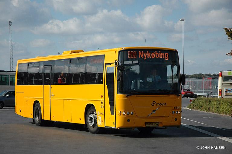 Arriva 5513/VH94957 i Odense den 15. september 2009