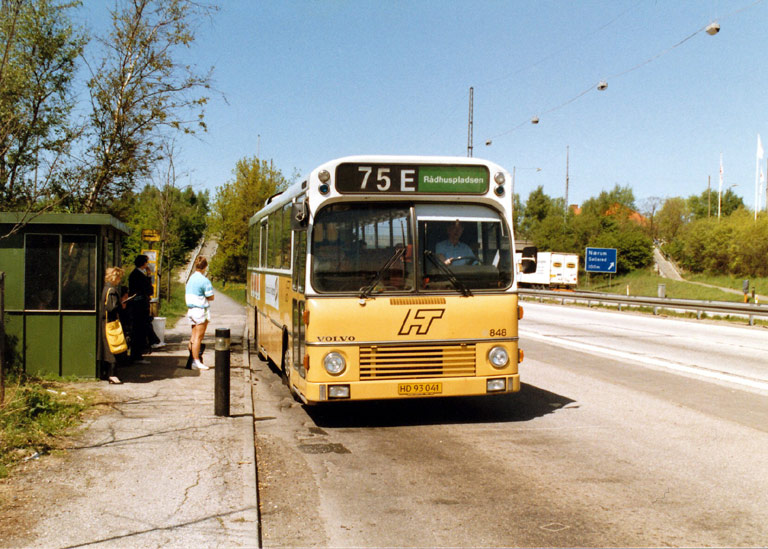 HT 848/HD93041 ved Nærum st. i maj 1987