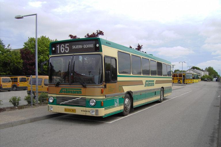 Folmanns Busser 24/NV89387 i Skjern den 14. juni 2006