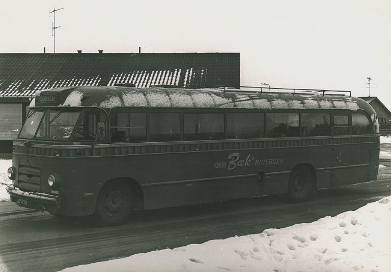Knud Bæks Rute- og Turistbusser AS98381