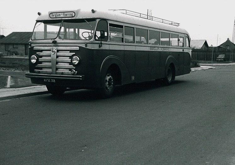Knud Bæks Rute- og Turistbusser AX50308