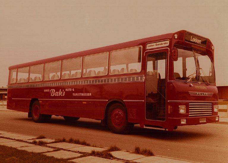 Knud Bæks Rute- og Turistbusser BZ92385