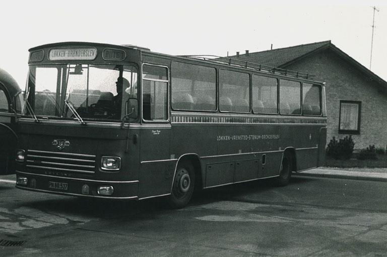 Knud Bæks Rute- og Turistbusser PN80537