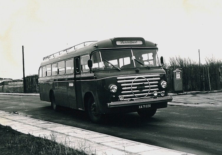 Knud Bæks Rute- og Turistbusser XA79030