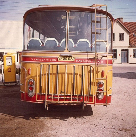 Standleys Rutebiler VR80026