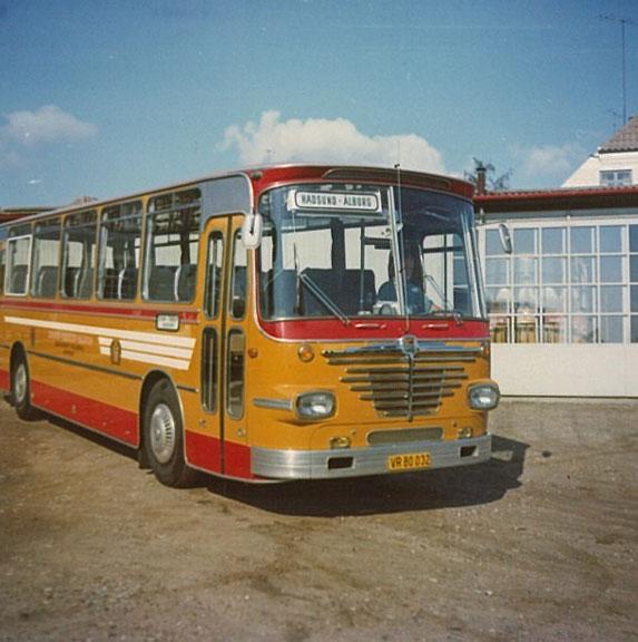Standleys Rutebiler VR80032