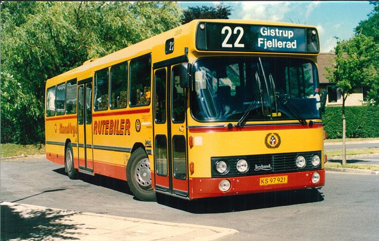 Standleys Rutebiler 3/KS97921